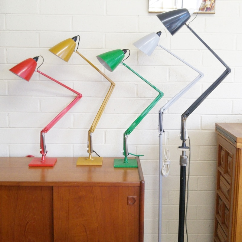 We have a variety of sizes & colours of the ever collectable Studio K Planet Lamp.